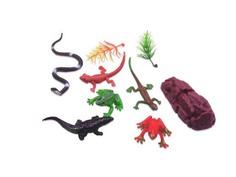 Игрушка ABtoys В мире животных - Рептилии PT-00597