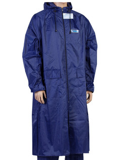 Плащ-дождевик Water Proofline Poseidon р.52-54/170-176 Blue