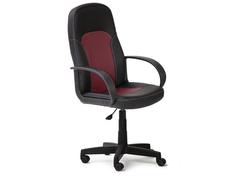 Компьютерное кресло TetChair Парма Black-Bordo