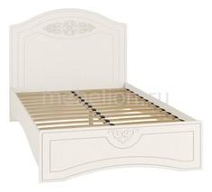Кровать полутораспальная Ассоль АС-111 Компасс мебель
