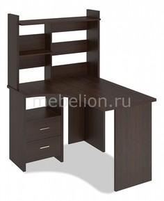 Стол компьютерный Домино Лайт СКЛ-Угл120+НКЛ-100 МЭРДЭС