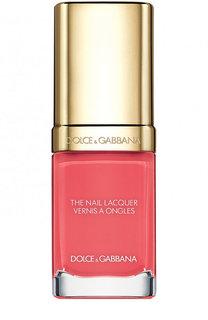 Лак для ногтей, оттенок 605 Cosmopolitan Dolce & Gabbana