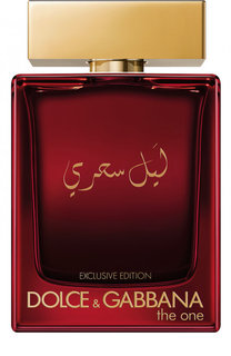Парфюмерная вода The One Men Mysterious Night Dolce & Gabbana