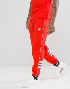 Красные джоггеры adidas Originals Authentic DH3859 - Красный