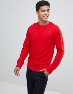 Свитшот Selected Homme - Красный