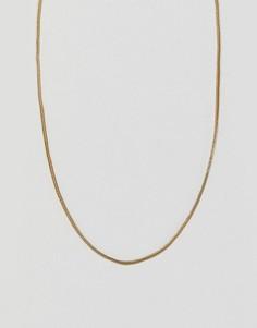 Ожерелье Aetherston - Золотой