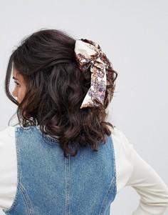 Заколка для волос с бантом ASOS DESIGN - Мульти