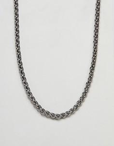 Серебристое ожерелье Fred Bennett - Серебряный