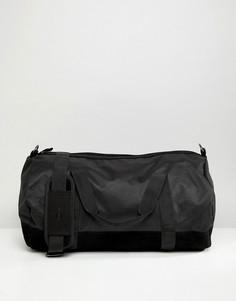 Черная классическая сумка дафл Mi-Pac - Черный