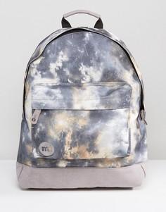 Рюкзак с принтом Mi Pac - Серый