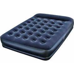 Кровать надувная Bestway (67457) 203х152х38см с подголовн. + эл.насос 220В, сумка, 7кг, уп.2