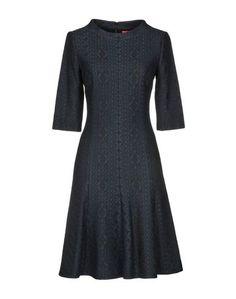Платье до колена Hugo Boss