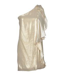 Короткое платье Halston