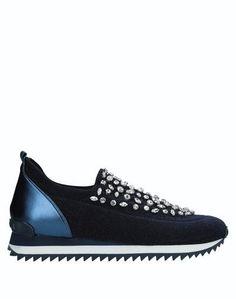 Низкие кеды и кроссовки Le Silla