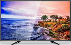 "LED телевизор POLAR P43L31T2CSM ""R"", 43"", FULL HD (1080p), черный"