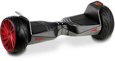 """Гироскутер HOVERBOT B-11, 8.5"""", поддержка Bluetooth, встроенные колонки, черный [gb11prbrd]"""