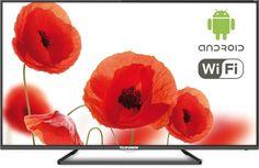 """LED телевизор TELEFUNKEN TF-LED32S39T2S """"R"""", 31.5"""", HD READY (720p), черный"""