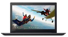 "Ноутбук LENOVO IdeaPad 320-15ISK, 15.6"", Intel Core i3 6006U 2.0ГГц, 4Гб, 1000Гб, Intel HD Graphics 520, Free DOS, 80XH01NKRK, черный"