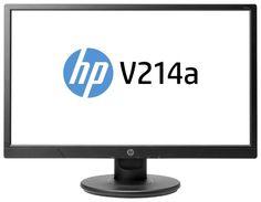 """Монитор ЖК HP ProDisplay V214a 20.7"""", черный [1fr84aa]"""