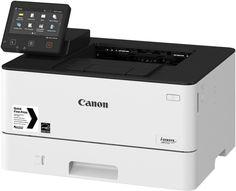 Принтер лазерный CANON i-SENSYS LBP215x лазерный, цвет: белый [2221c004]