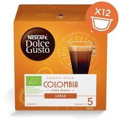 Кофе капсульный DOLCE GUSTO Lungo Colombia, капсулы, совместимые с кофемашинами DOLCE GUSTO®, 84грамм [12355980]