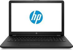 "Ноутбук HP 15-bs158ur, 15.6"", Intel Core i3 5005U 2.0ГГц, 4Гб, 500Гб, Intel HD Graphics 5500, DVD-RW, Free DOS, 3XY59EA, черный"