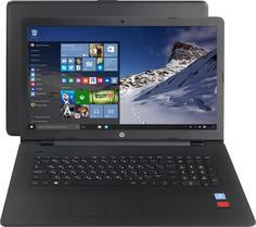 Ноутбук HP 17-bs007ur (черный)
