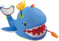 Развивающая игрушка KS Kids Большой музыкальный кит