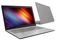 Ноутбук Lenovo IdeaPad 320-15AST Grey 80XV00WWRU (AMD E2-9000 1.8 GHz/4096Mb/500Gb/AMD Radeon R2/Wi-Fi/Bluetooth/Cam/15.6/1920x1080/DOS)