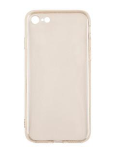 Аксессуар Чехол Liberty Project Silicone TPU для APPLE iPhone 8 / 7 Gold 0L-00030615
