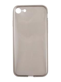 Аксессуар Чехол Liberty Project Silicone TPU для APPLE iPhone 8 / 7 Transparent-Black 0L-00030029
