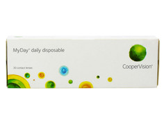 Контактные линзы CooperVision MyDay Daily Disposable (30 линз / 8.4 / -2.5)