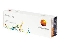 Контактные линзы CooperVision Proclear 1-Day (30 линз / 8.7 / -4.5)