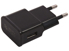 Зарядное устройство Liberty Project USB USB-Type-C 2.1A Black 0L-00032732