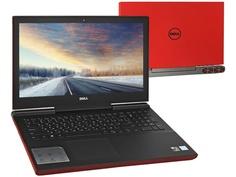 Ноутбук Dell Inspiron 7567 7567-2417 (Intel Core i7-7700HQ 2.8 GHz/16384Mb/1000Gb + 128Gb SSD/nVidia GeForce GTX 1050Ti 4096Mb/Wi-Fi/Bluetooth/Cam/15.6/1920x1080/Linux)