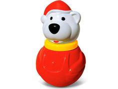 Неваляшка Stellar Белый медведь-2 1683 Стеллар