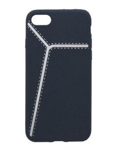 Аксессуар Чехол Liberty Project Silicone для APPLE iPhone 8 / 7 Blue-White 0L-00031798