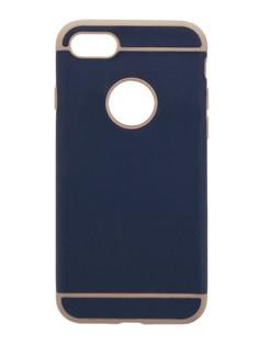 Аксессуар Чехол Liberty Project Silicone для APPLE iPhone 8 / 7 Blue-Beige 0L-00031804