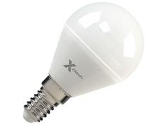 Лампочка X-flash XF-E14-G45-P-5W-4000K-12V 45921