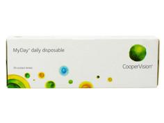 Контактные линзы CooperVision MyDay Daily Disposable (30 линз / 8.4 / -4.5)