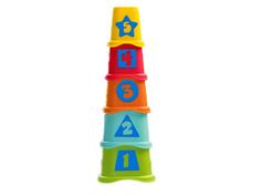 Пирамида Chicco Stacking Cups 9373000000