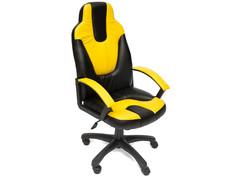 Компьютерное кресло TetChair Нео 2 Black-Yellow