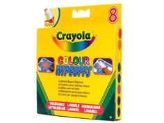 Фломастеры Crayola 8 цветов 8223