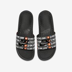 Мужские шлепанцы Nike Benassi Just Do It Print