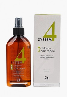"Спрей для волос Sim Sensitive ""R"" SYSTEM 4 Chitosan Hair Repair ""R"" , 200 мл"
