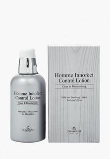 Лосьон для лица The Skin House Увлажняющий и матирующий для мужчин, 130 мл