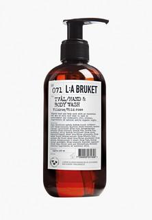 Мыло La Bruket 071 VILDROS/WILD ROSE 250 мл