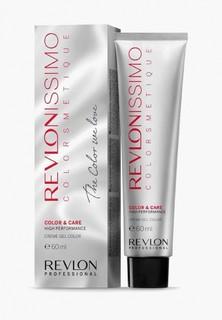 Краска для волос Revlon Professional REVLONISSIMO COLORSMETIQUE 7.24 блондин переливающийся-медный