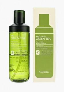 Тоник для лица Tony Moly с экстрактом зеленого чая, 180 мл