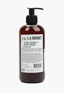 Мыло La Bruket 184 Geranium Tval для тела и рук 450 мл